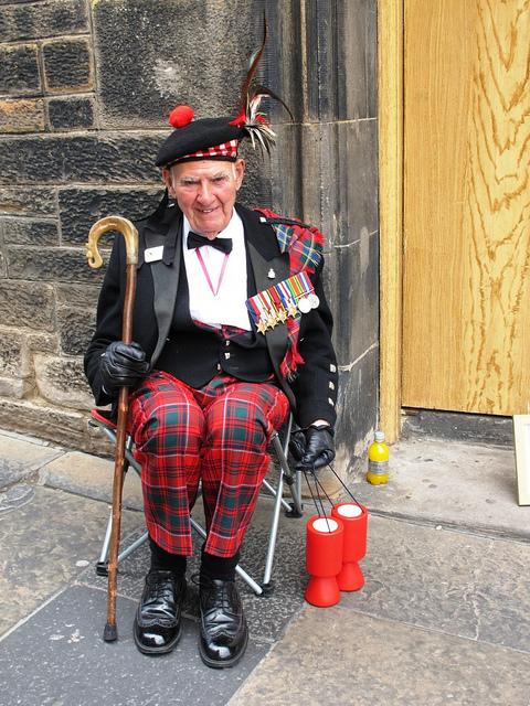 Noticias curiosas en Escocia