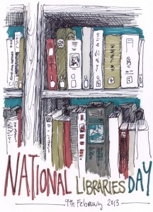 9 de Febrero: National Libraries Day en Reino Unido [Recomendación de libros]