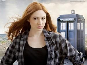 Karen Gillan en Doctor Who