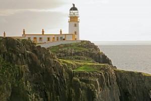 Faro de Neist Point en Isla de Skye