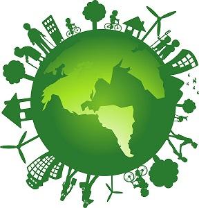 Mundo verde y sostenible