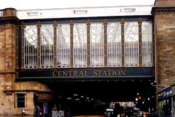 Estación central de Glasgow