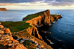 Neist Point en Skye