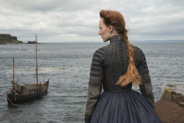 Escena de la película María, Reina de Escocia