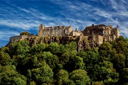 Vistas al Castillo de Stirling